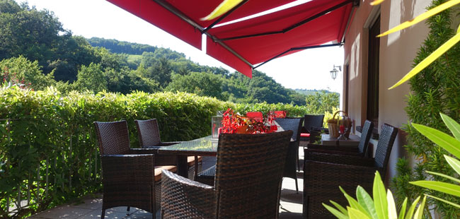 Pension an der Mosel