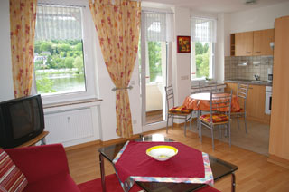Waldeck's Moselparadies - Apartment Mosel